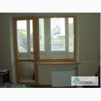 Окна деревянные для квартир - самый популярный продукт в нашей компании