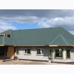 Битумная черепица Eco Roof, Owens Corning, Gaf