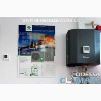 Тепловые насосы MyCond Одесса установка тепловых насосов