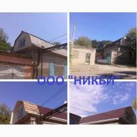 Кровельные работы. Устройство и ремонт крыши