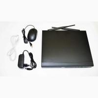Видеорегистратор DVR WiFi KIT HD720 8-канальный (8 камер в комплекте) БЕСПРОВОДНОЙ