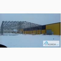 Проектирование и монтаж металлоконструкций