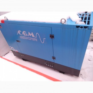 Дизельный генератор CGM-20 22 кВа/18 кВт двигатель Perkins