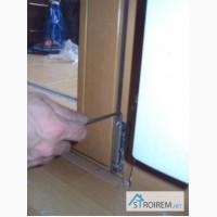 Ремонт деревянных окон. Замена стеклопакетов