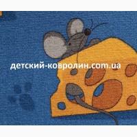 Детский ковролин с рисунком. Ковры детские
