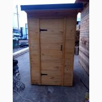 Летняя душевая кабина. Деревянный туалет. Туалет + душ. Душ на дачу. Туалет дачный