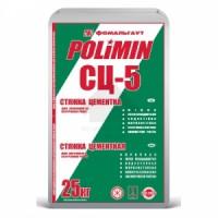 Цементная стяжка для пола Полимин СЦ-5 (25кг)