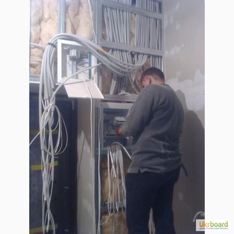 Фото 11. Срочный вызов Электрика все районы Одессы, без выходных, без посредников
