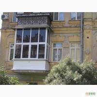 Остекление балкона. Утепление, обшивка. Раздвижные окна