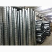 Продаж повітроводів і виробів з оцинк.сталі для систем вентиляції