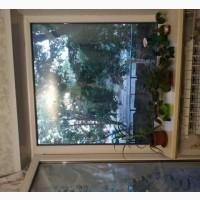 Продам окно и дверь на балкон