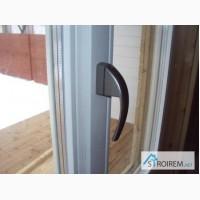 Окна деревянные с енергосбережением. Окна деревянные из сосны и окна из дуба