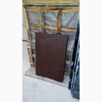 Каменная плита 900*600*30, натуральный, рваный камень, коричневый цвет, фасадная плита