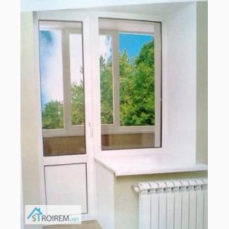 Продам металлопластиковый балконный блок. - ирпень - купля/п.