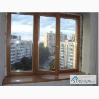 Окна деревянные, высокое качество, низкие цены