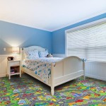 Ковролин для детской комнаты. Детский ковролин