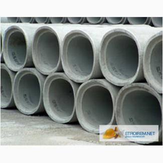Труба бетонная канализационная