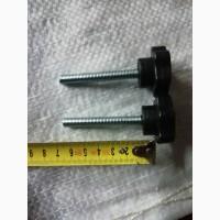 Ручка звезда с болтом М10*100 для твердотопливного котла