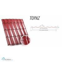 Металлочерепица TOPAZ (Германия)
