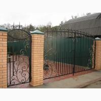 Кованые ворота Луцк