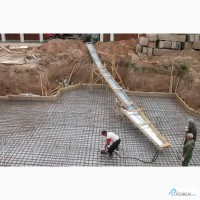 Разработка ППР на бетонные работы