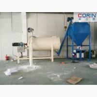 Мини-завод для производства сухих смесей