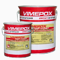 VIMEPOX TOP-COAT Эпоксидный двухкомпонентный цветной состав