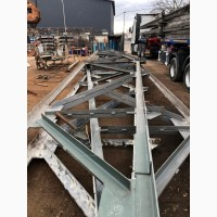 Продам металлические фермы 18м, 20м, 24м, 30 м