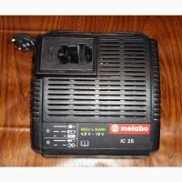 Зарядное устройство Metabo IC 25 31765000