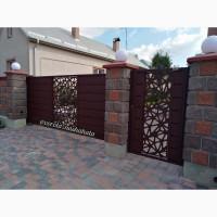 Ворота від виробника Наша Хата