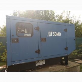 SDMO сервис и ремонт дизель генератора SDMO