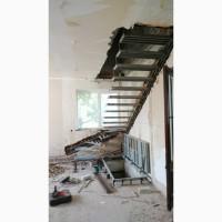 Консольные лестницы. Броневик Днепр