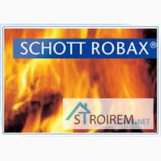 Стеклокерамика огнеупорное стекло SCHOTT Robax