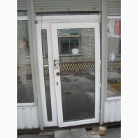 Ремонт алюминиевых и металлопластиковых дверей Киев, замена петель, замков, ручек