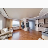 4-х комнатная 2-х уровневая квартира c гаражом, Запорожье