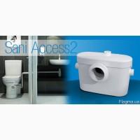 Насос-измельчитель для напорной канализации Saniaccess 2