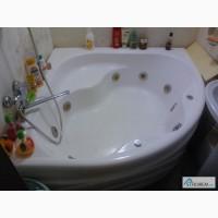 Ванна акриловая с гидромассажем
