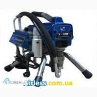 Аппарат для покраски агрегат окрасочный As-E230
