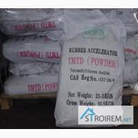 Тиурам Д (или ТМТД) ускоритель и вулканизатор