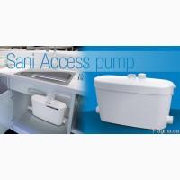 Saniaccess pump насос SFA для откачивания сточных вод от раковины
