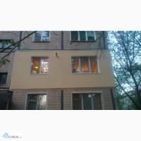 Утепление фасадов, ремонт квартир под ключ, а также услуги дизайнера