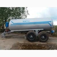 Бочка МЖТ-10 для навоза, воды или КАС