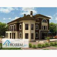 Элитный ремонт домов и котеджей