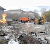 Уборка территории Киев. Уборка снега Киев