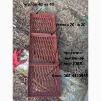 Металлические ступени для лестницы
