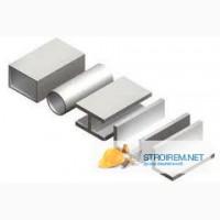 Алюминиевый П-образный профиль