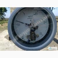 Электроконтактный манометр (ЭКМ) для водонапорных башен Доставка по Украине