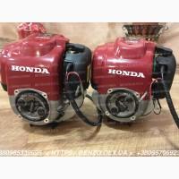 Бензокоса Мотокоса Кусторез HONDA GX35 (3, 5 кВт, 4-х тактный двигатель 1 нож, 1 леска)