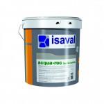 Фасадный гидроизолирующий водный лак Isaval Аква-Рок 4 л прозрачный