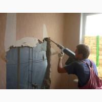 Демонтаж подготовка квартиры к ремонту Одесса